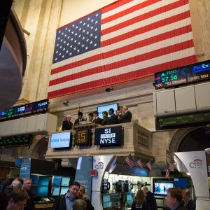 Croesus au New York Stock Exchange