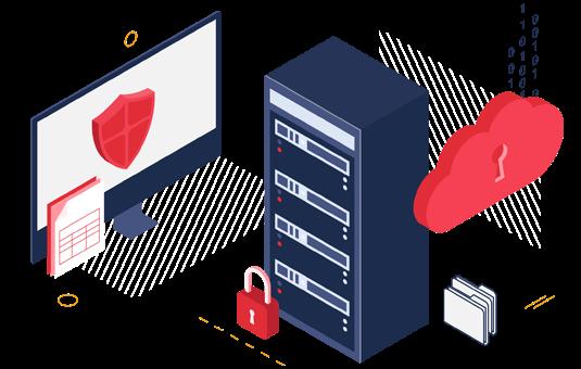 Un transfert de données sécuritaire